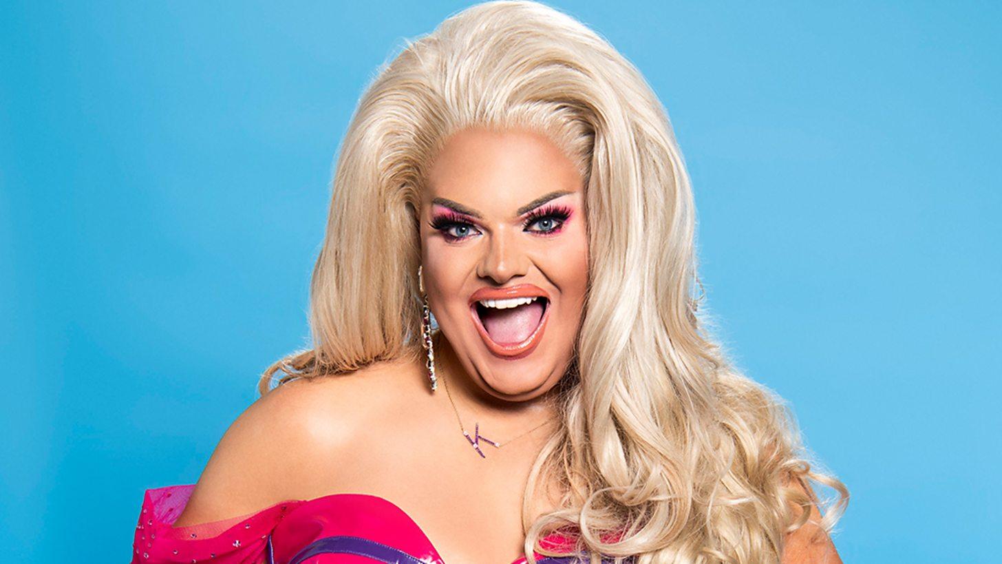 RuPaul's Drag Race contestant Kitty Scott-Claus