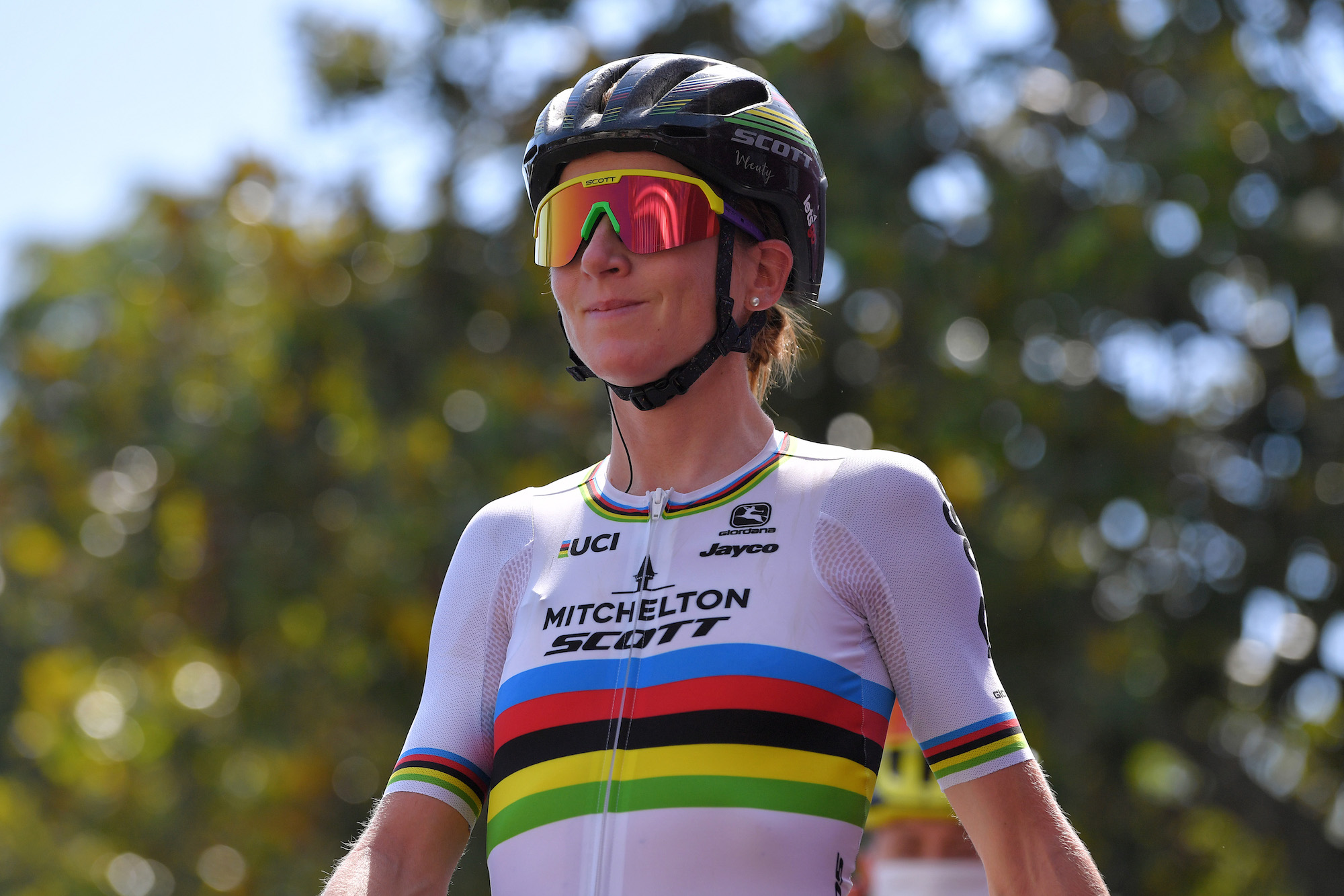 Annemiek van Vleuten close to Movistar transfer, according to reports - Cycling Weekly