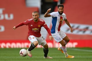 Manchester United v Crystal Palace – Premier League – Old Trafford