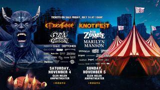 Ozzfest Meets Knotfest returns