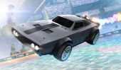 Rocket League Is Getting DLC For Fate Of The Furious