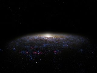Dark Universe: Milky Way Galaxy