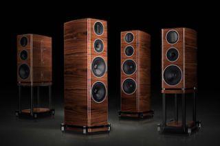 Wharfedale's new Elysian speaker range