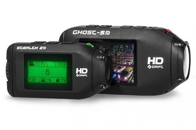 drift camera hd 720p test