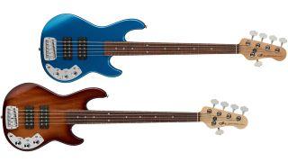 G&L CLF 40th anniversary bass