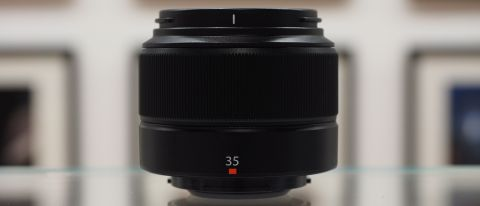 Fujinon XC35mm F2 review