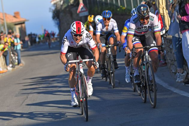 Peter Sagan says he missed Milan-San Remo sprint while watching Alejandro Valverde