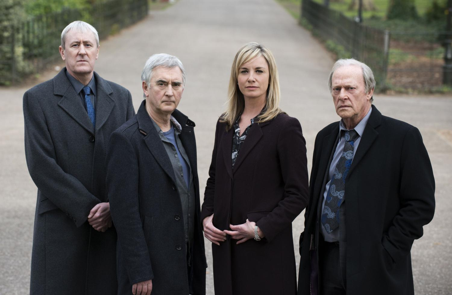Bbc Is To Axe New Tricks After 12 Years News New Tricks What S On Tv