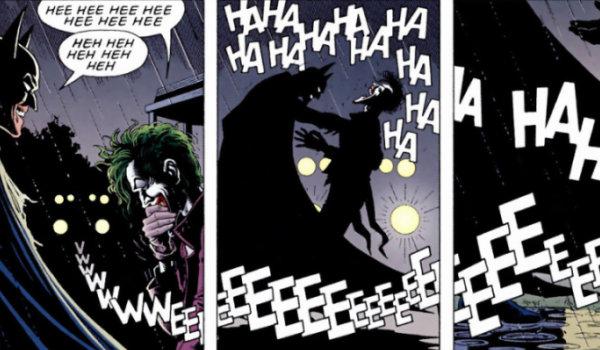 Batman The Killing Joke Grant Morrison