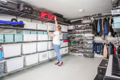 30 Genius Garage Storage Ideas To Help, Garage Storage Ideas Uk