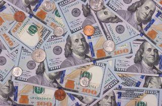 cash, money, coins,