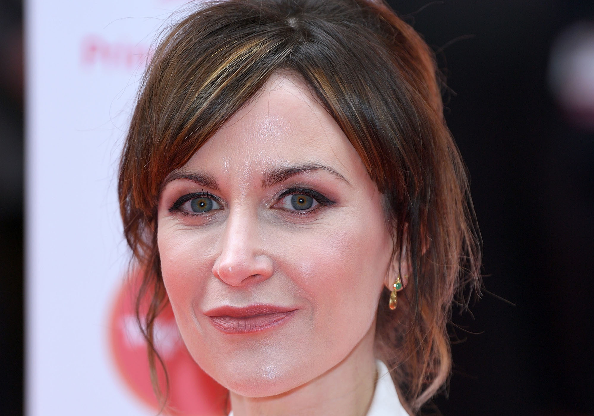Katherine Kelly on the red carpet