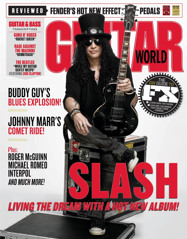 November 2018 Guitar World Lesson Videos Guitarworld