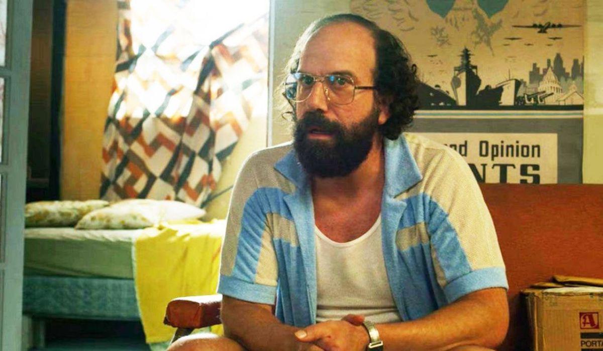 Brett Gelman as Murray in Stranger Things Season 3
