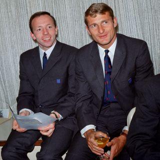 Soccer – World Cup England 1966 – England Squad Get Together