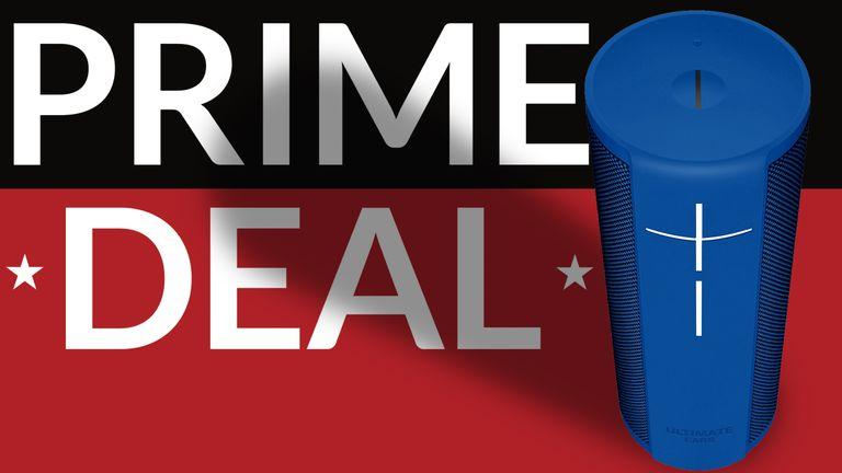 Amazon Prime Day Ultimate Ears MegaBlast Deal