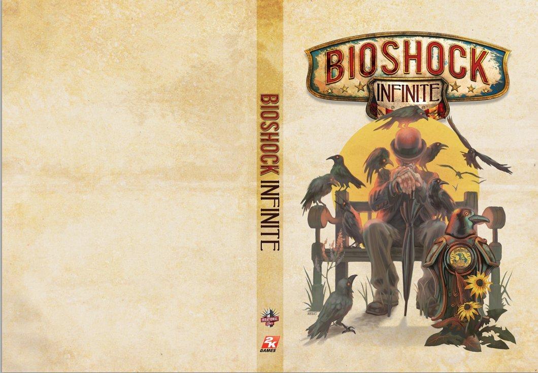BioShock Infinite Alternate Cover Art Released #26290