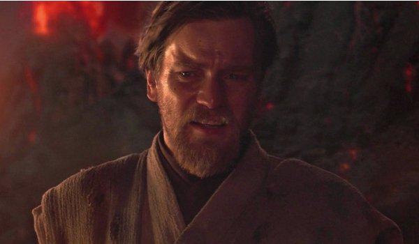 ewan mcgregor in Star Wars revenge of the sith
