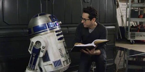 JJ Abrams and Star Wars