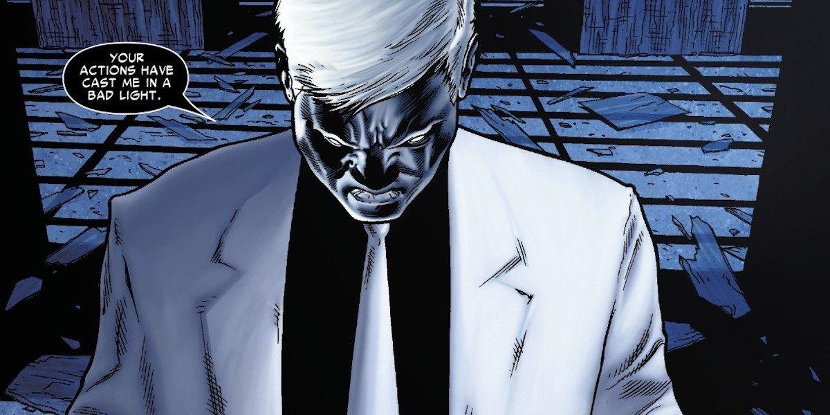 Mr. Negative Marvel Comics