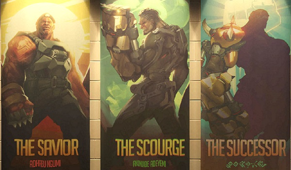 The legacy of Doomfist in Overwatch