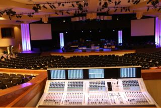 Soundcraft Studer to Hold Open House Sessions at Church at the Mall
