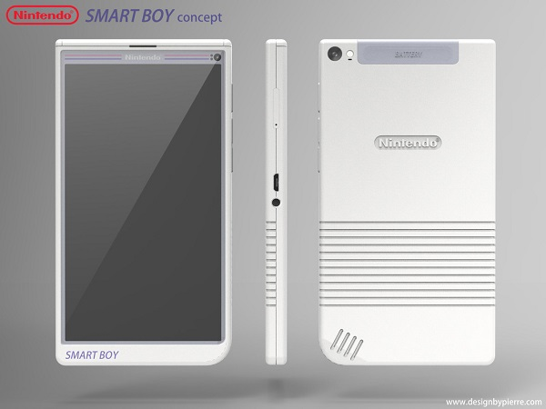 This Fan's Nintendo Smartphone Mockup Is Absolutely Amazing