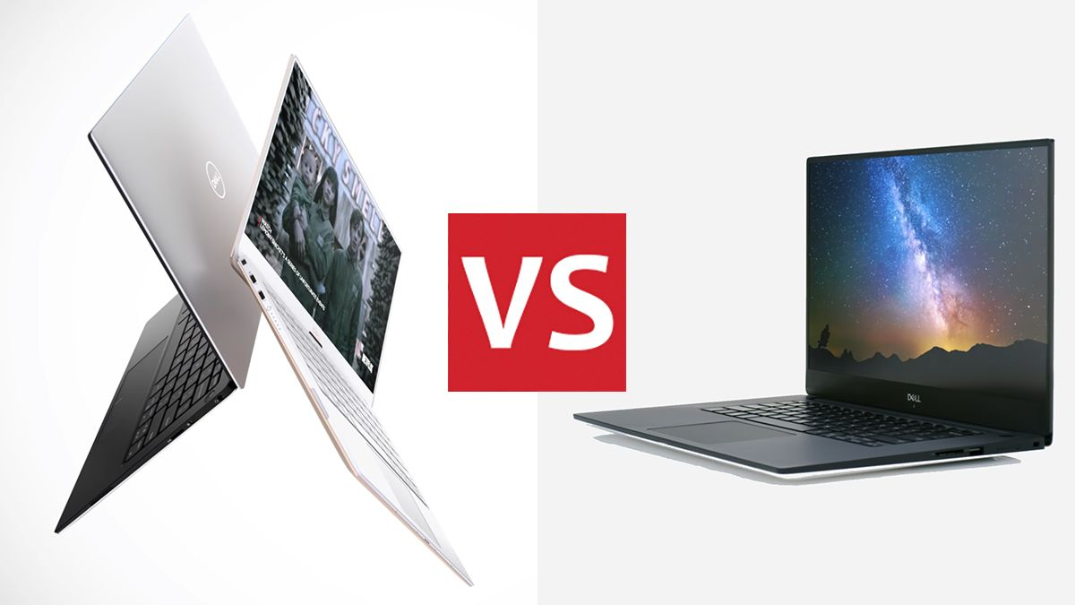 Dell Xps 13 Vs Dell Xps 15 Which Of Dell S Premium Portables Is Better T3