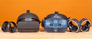 Oculus Rift S vs. HTC Vive Cosmos