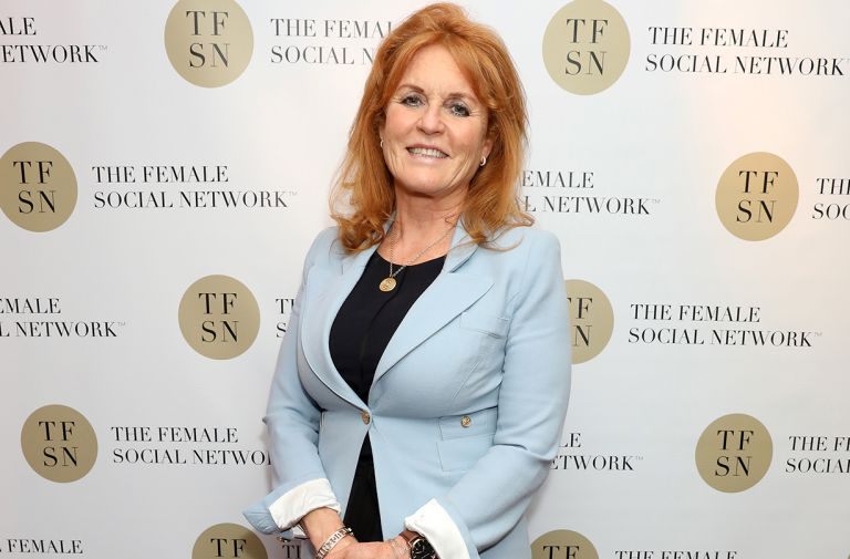 sarah ferguson shares exciting news charity ambassador solar power
