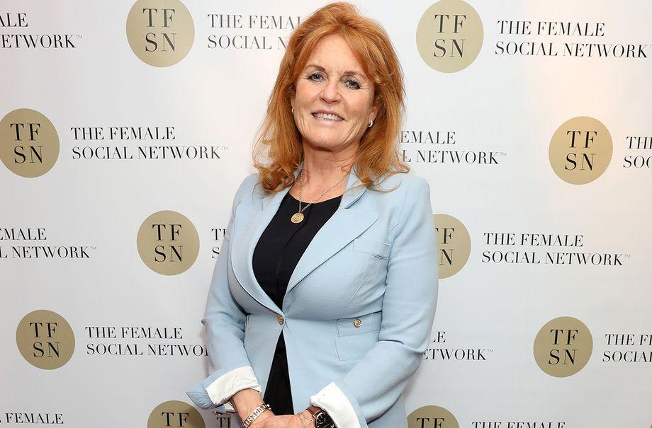 sarah ferguson shares exciting news charity ambassador solar power