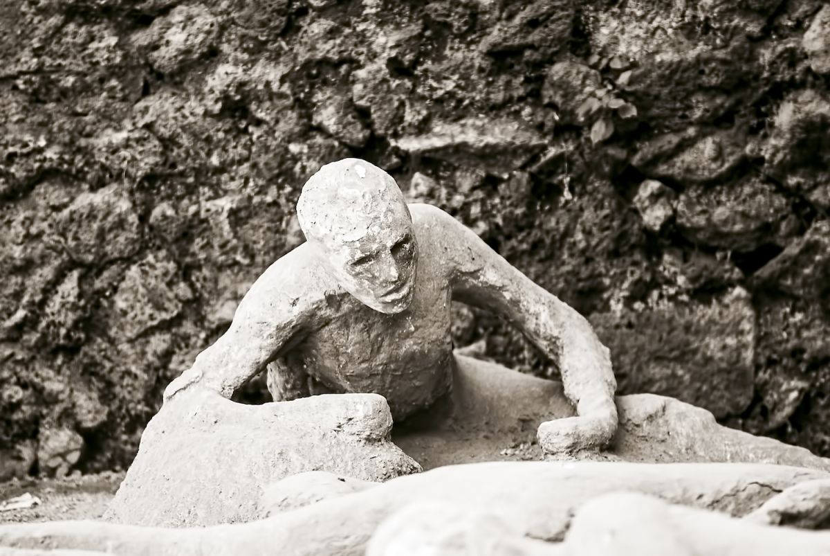 Mount Vesuvius Didn't Kill Everyone in Pompeii. Where Did the Survivors Go?