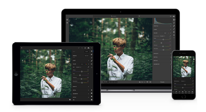 Lightroom vs Photoshop: What's the difference? | Creative Bloq