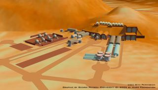 The Homestead Project: Making a Mars Settlement a Reality