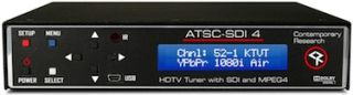 Contemporary Research ATSC-SDI 4 Tuner