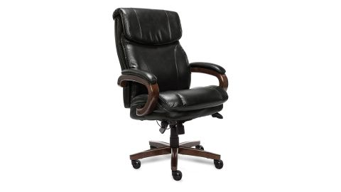 La-Z-Boy Trafford Big and Tall Executive Office Chair review