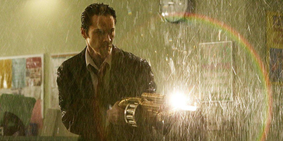 Keanu Reeves in Constantine