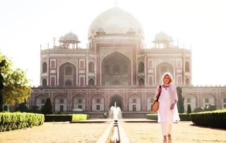 It's the last leg of Joanna Lumley 's epic adventure in India and she has one thing left on her to-do list while in opulent Rajasthan – a visit to Ranthambhore National Park to learn about its tiger conservation programmes.