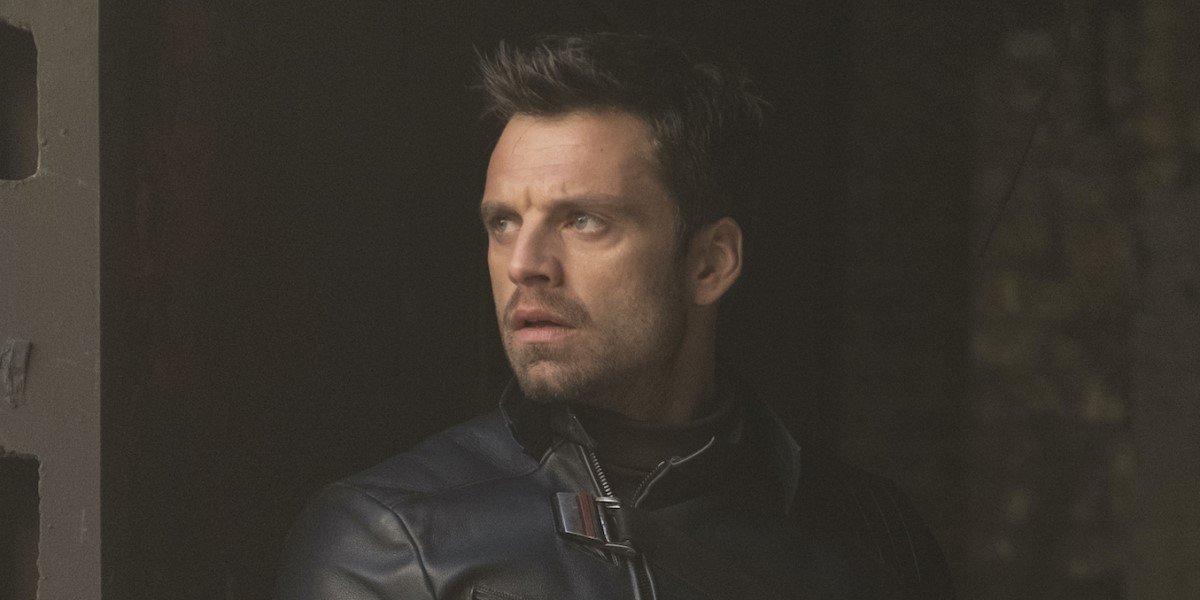 Sebastian Stan as Bucky the winter soldier for disney+