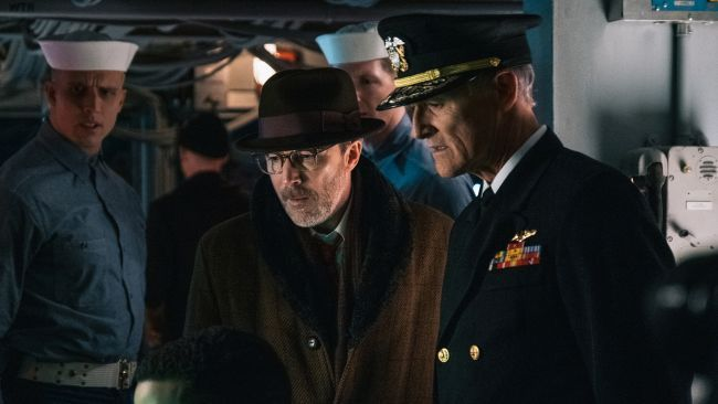 UFO  invasion  of NATO war games revealed in  Project Blue Book  season finale