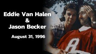 Jason Becker and Eddie Van Halen