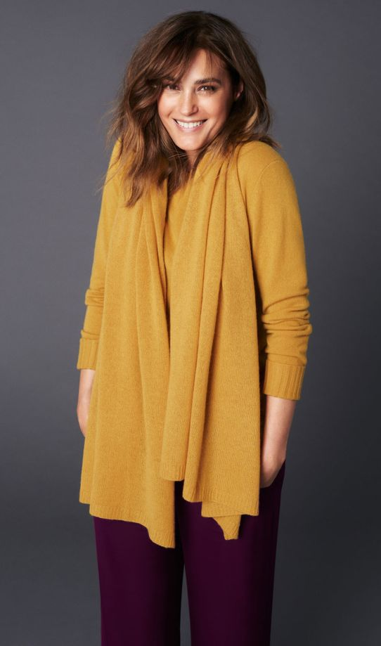 c25f39a255ed07 Yasmin Le Bon Designs First Collection For Winser London