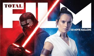 Total Film's The Rise of Skywalker cover