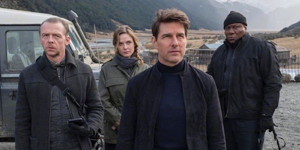 The Mission: Impossible Fallout cast