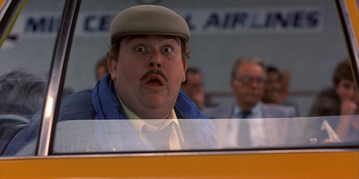 John Candy Planes Trains and Automobies