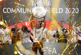 Liverpool v Arsenal – Community Shield – Wembley Stadium