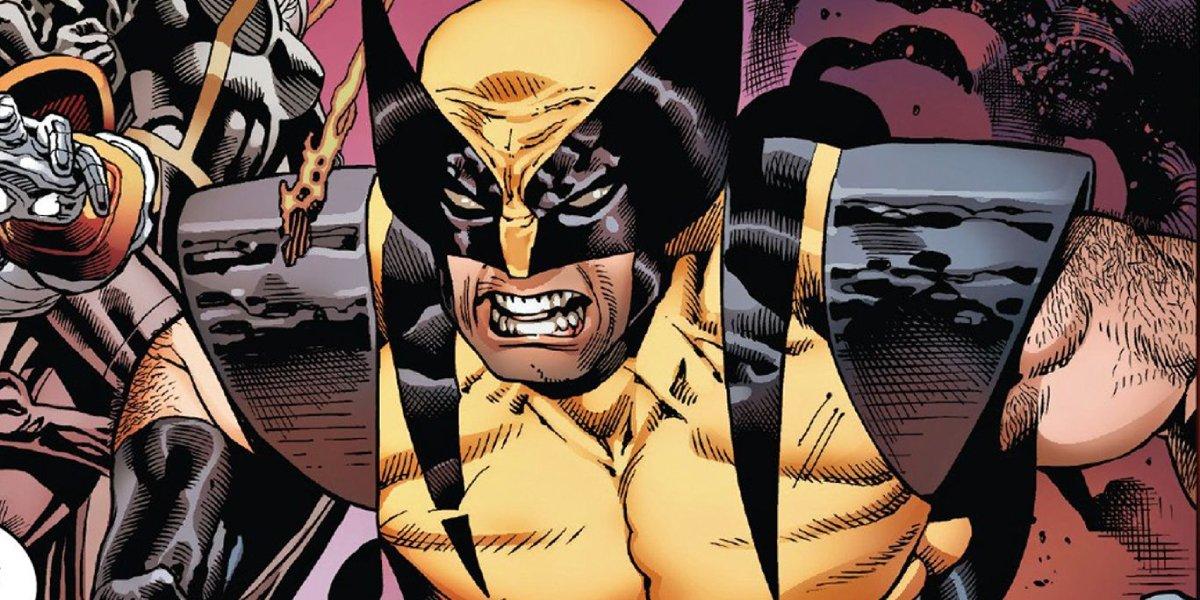 Logan is Wolverine