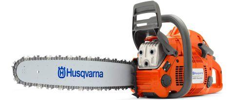 Husqvarna 460 Rancher Chainsaw review