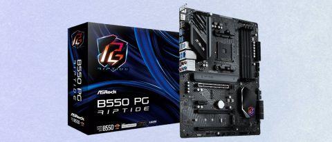 ASRock B550 PG Riptide