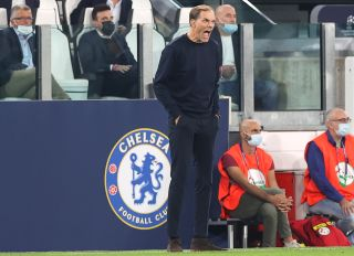 Juventus v Chelsea – UEFA Champions League – Group H – Allianz Stadium
